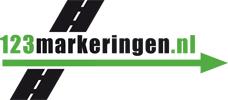 123 markeringen Logo