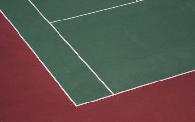 Belijning en markering van tennisvelden door 123markeringen.nl