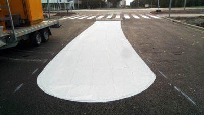 123markeringen.nl - thermomarkering - belijning